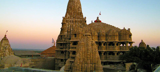 Dwarkadhish Temple History