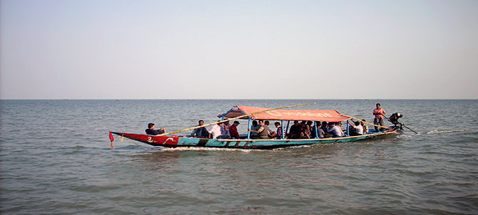Chilika Lake (Puri, Odisha)