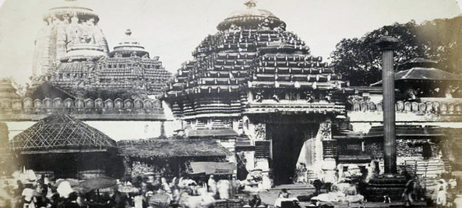 Jagannath Temple – History & Legends