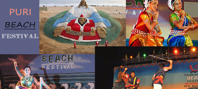 Beach Festival of Puri