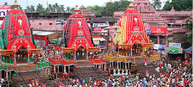 Puri Rath Yatra Special Package