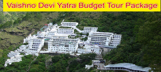 IRCTC Vaishno Devi Tour Package-Budget Vaishno Devi Package 2019