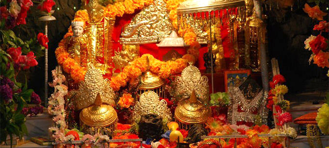 Vaishno Devi Aarti Timings & Procedure