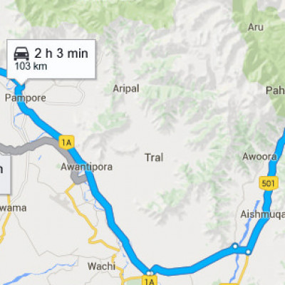 How to Reach Amarnath