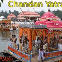 Chandan Yatra Festival in Puri