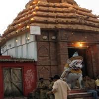 Sakhigopal Temple, Puri