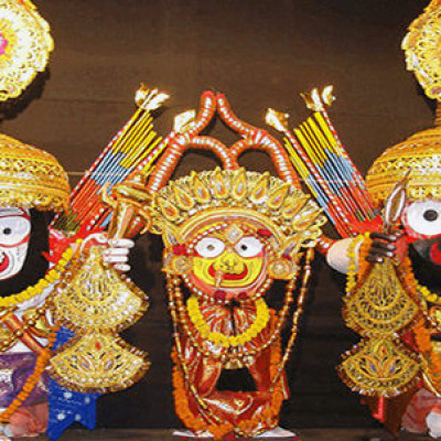 Vesa of Jagannath Temple Dieties