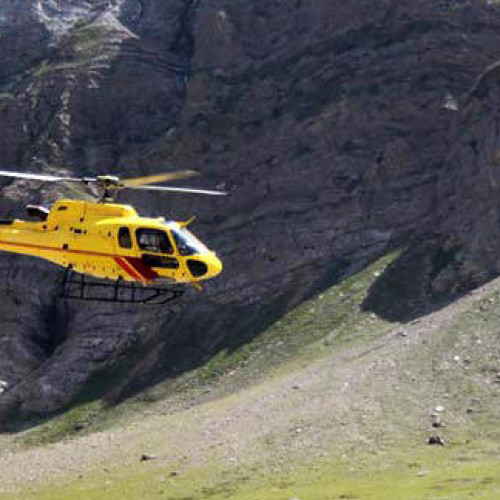 Amarnath Helicopter Tour Package Ex Baltal with Srinagar