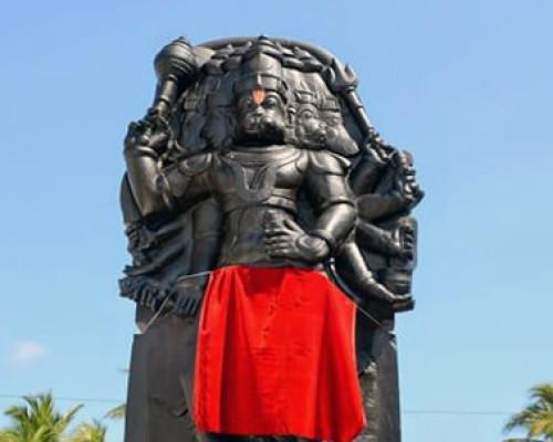 Five Faced Hanuman Temple