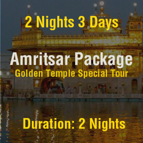 3 Days Amritsar Tour Package