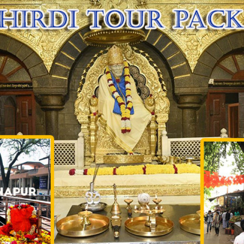 3 Days Shirdi with Nasik Sightseeing Package from Mumbai