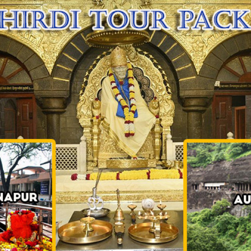 4 Days Shirdi Package with Aurangabad Sightseeing