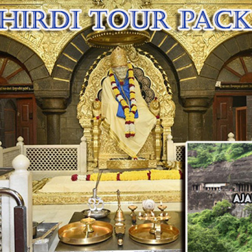 3 Days Shirdi Tour Package with Ajanta & Ellora from Mumbai