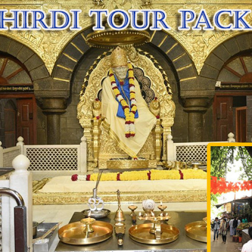 3 Days Shirdi with Nasik Sightseeing Package from Delhi with Flights