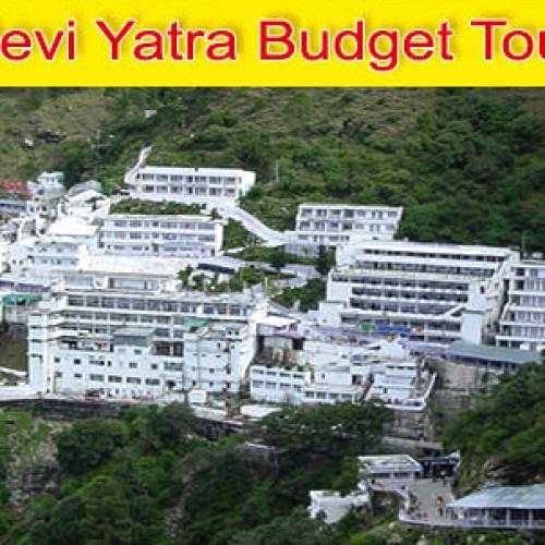 IRCTC Vaishno Devi Yatra Budget Tour Package